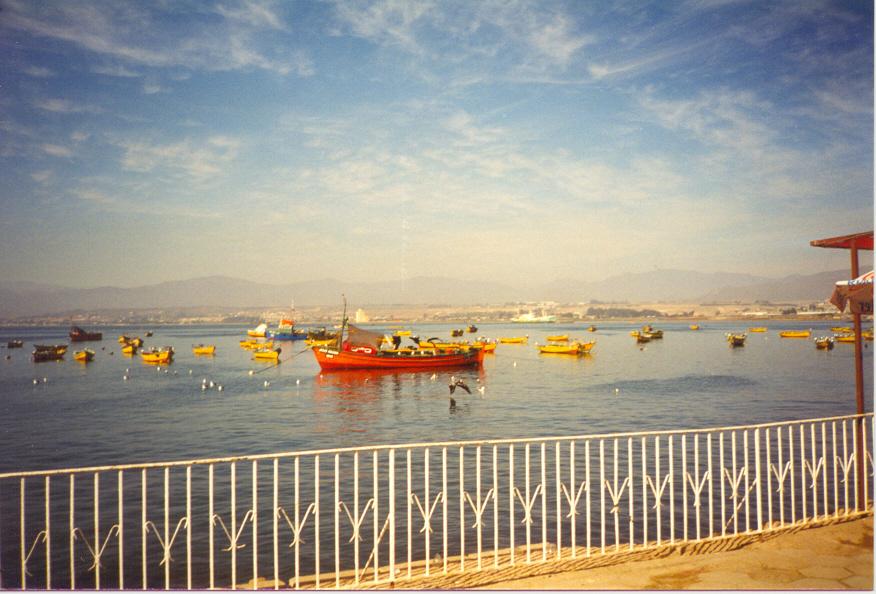 Coquimbo Waterfront