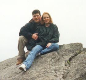 At Blowing Rock